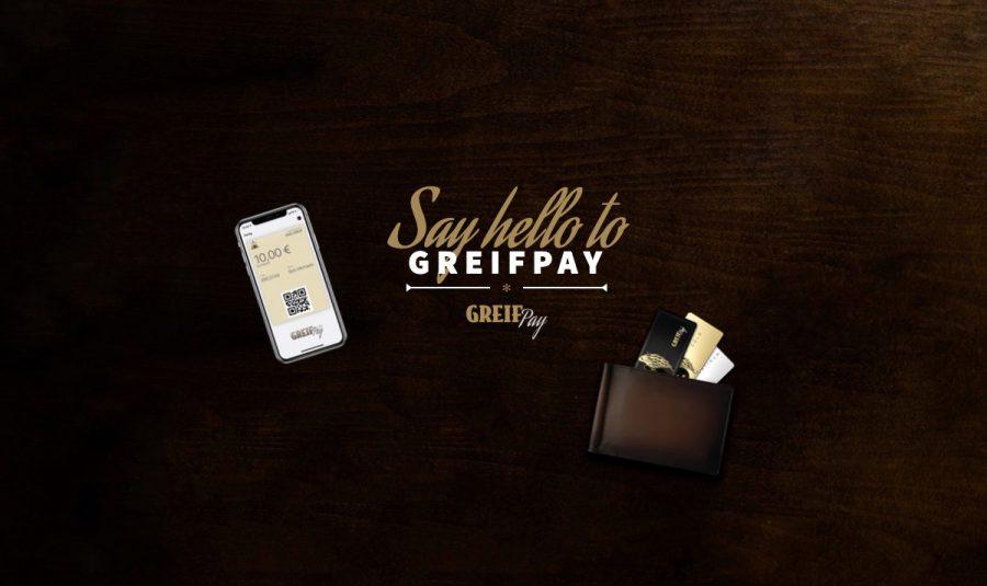GREIFPAY IST DA!